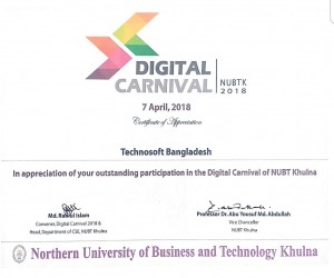 Digital Carnival